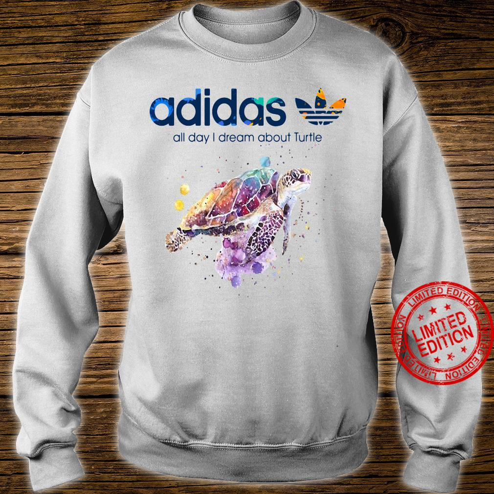 Adidas All Day I Dream About Turtle Shirt sweater