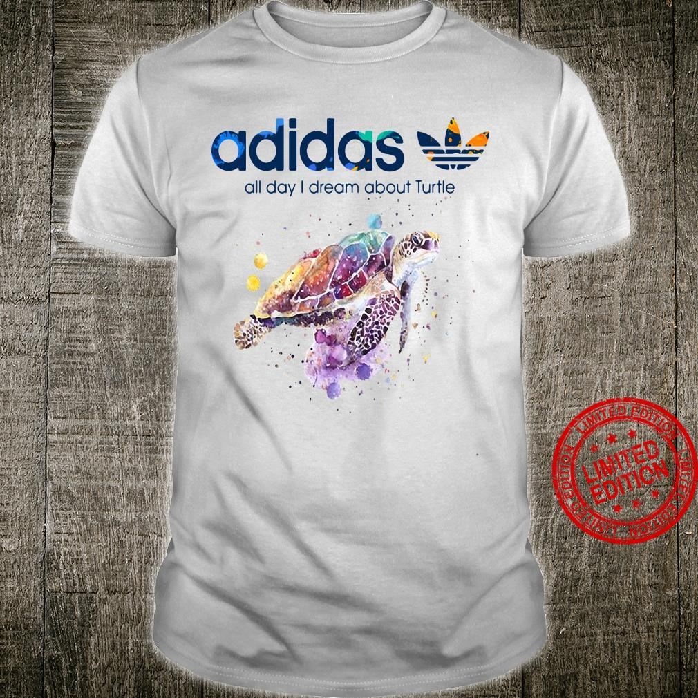 Adidas All Day I Dream About Turtle Shirt