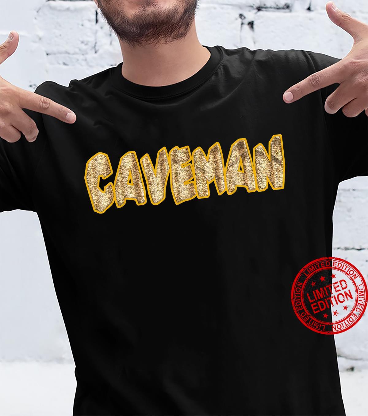 Caveman And Styles Shirt