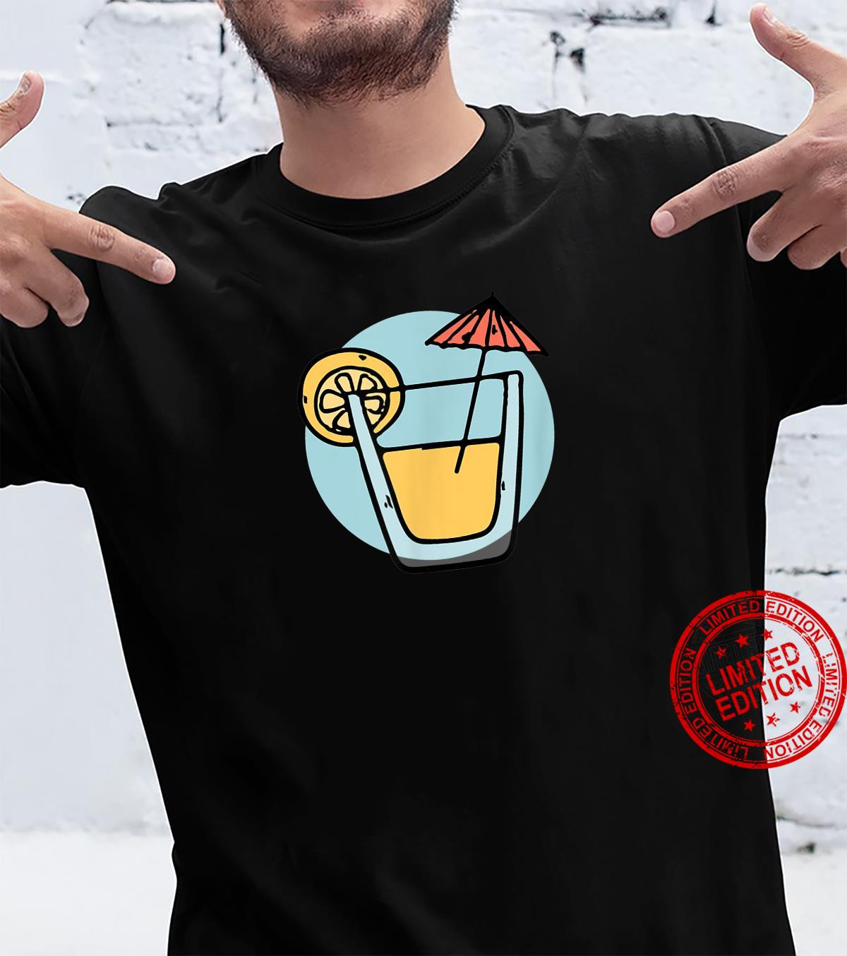 Fruity Drink Summer Design Shirt