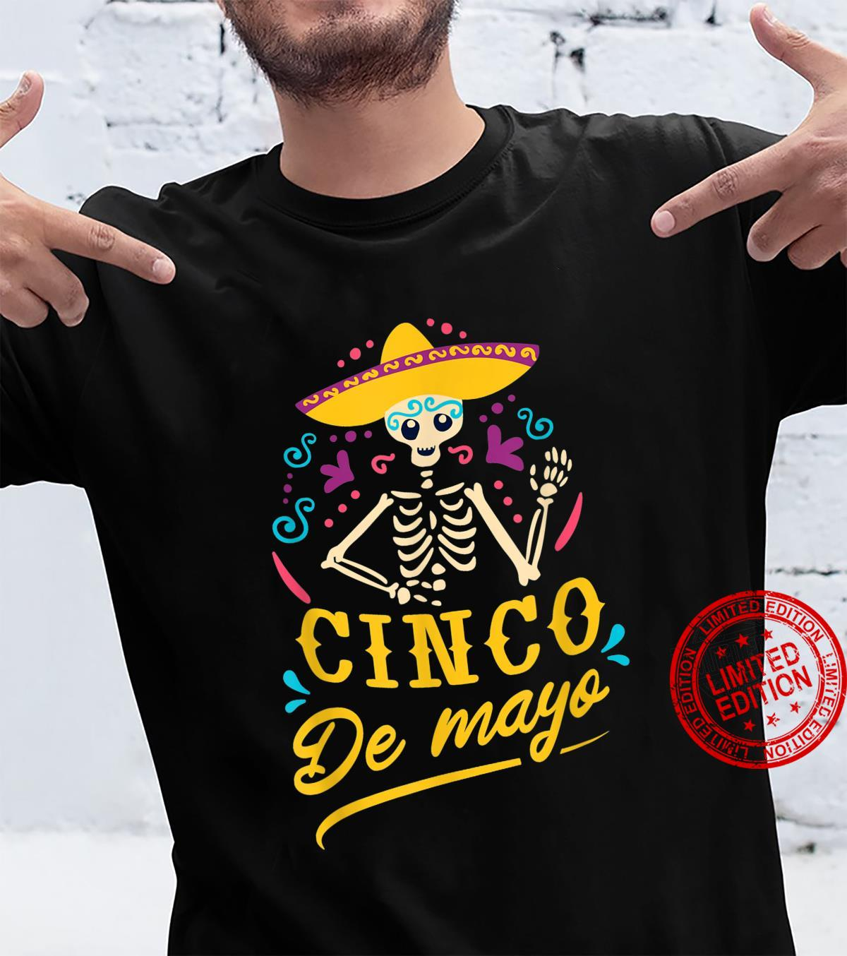 Happy Cinco de Mayo 5 de Mayo Shirt