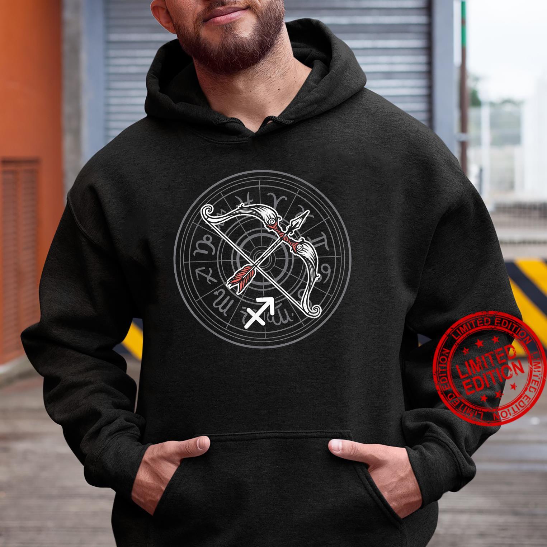 Schütze Sternzeichen Schütze Shirt hoodie