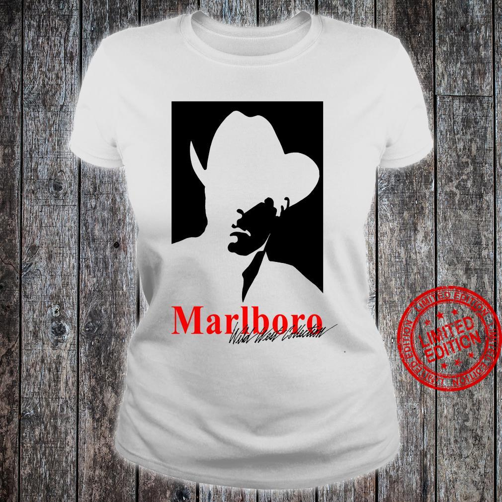 Vintage 90s Marlboro Man wild west collection shirt ladies tee