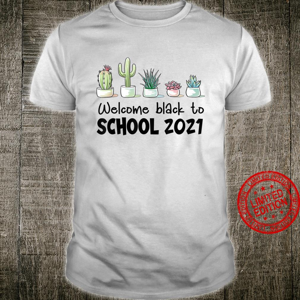 Welcome Back To School Teacher Students Shirt