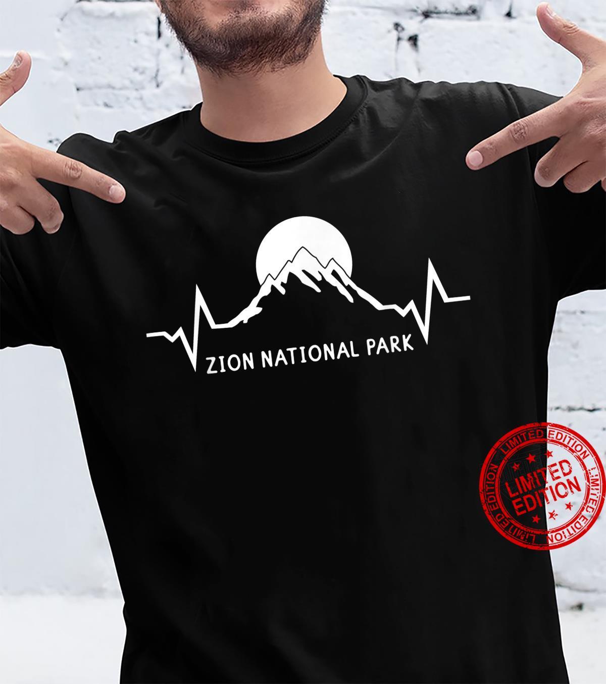 Zion National Park Shirt Vintage Zion National Park Shirt