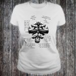 Addicted to Iron Shirt ladies tee