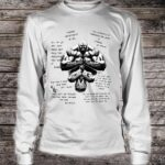 Addicted to Iron Shirt long sleeved