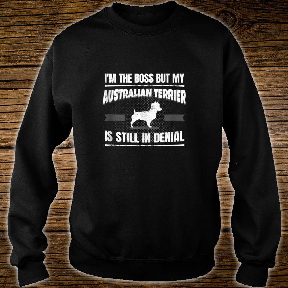 Australian Terrier Shirt sweater