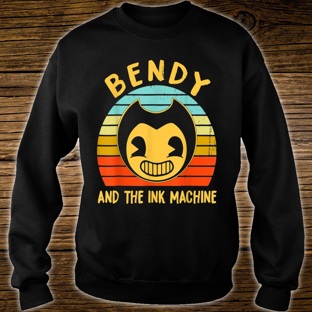 Bendy and the Ink Machine Gift Shirt sweater