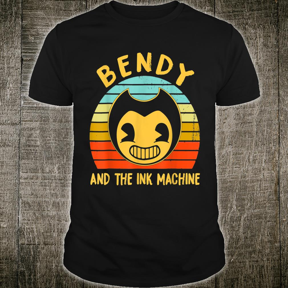 Bendy and the Ink Machine Gift Shirt