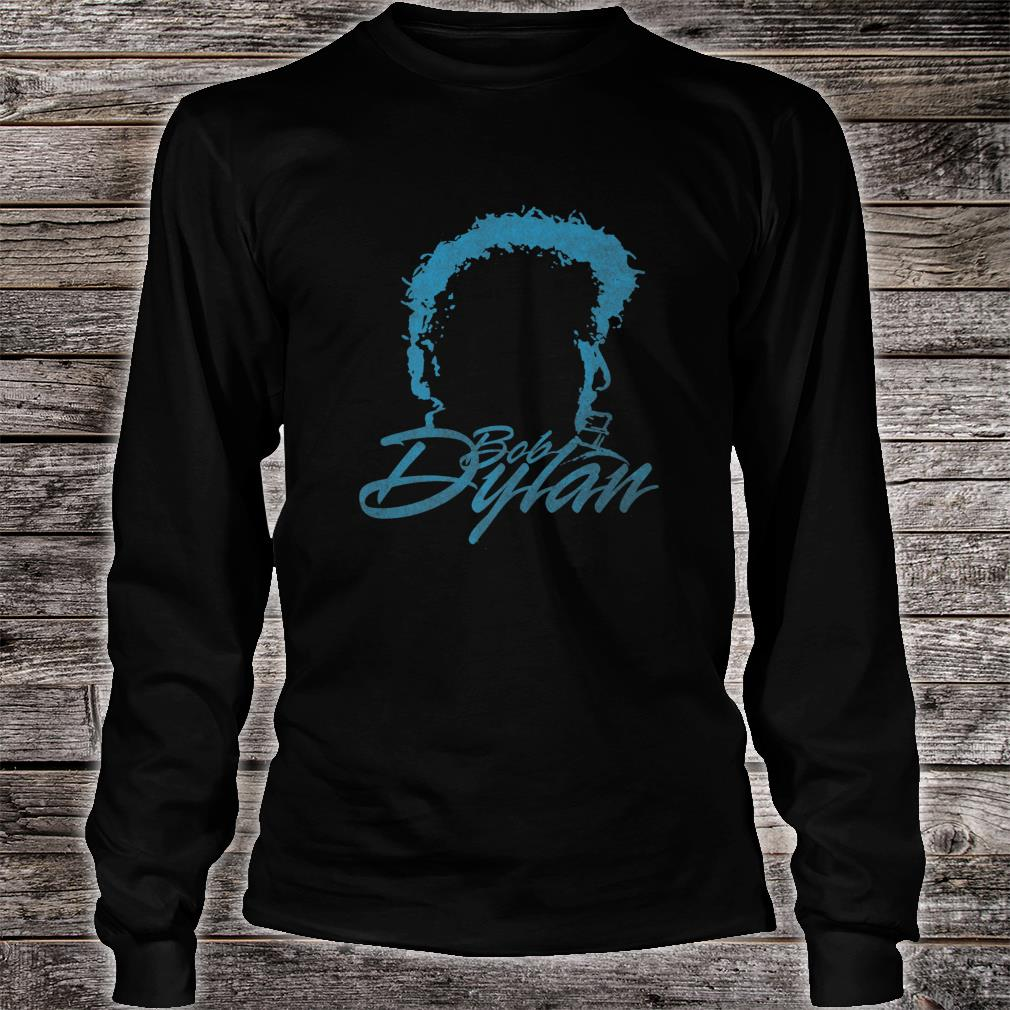 Bob Dylan Spotlight Officially Licensed Shirt long sleeved