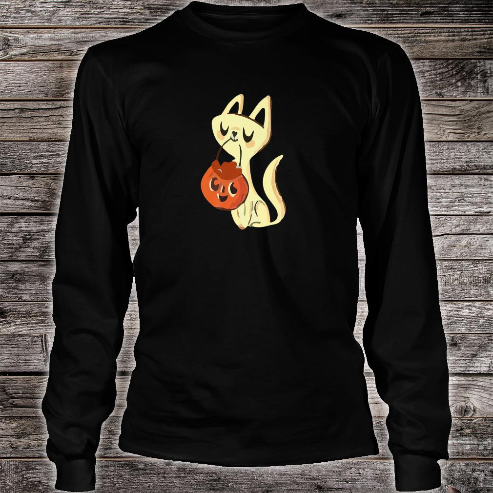 Cats Lover Meow I'm A Cat Shirt long sleeved
