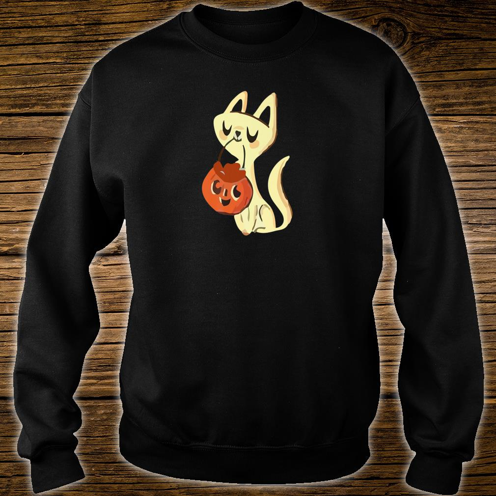 Cats Lover Meow I'm A Cat Shirt sweater