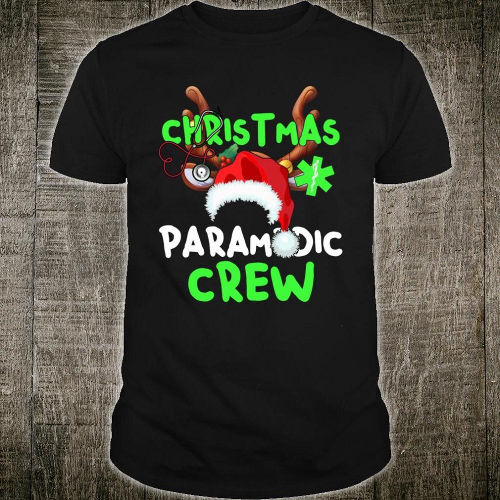 Christmas Paramedic Crew Shirt