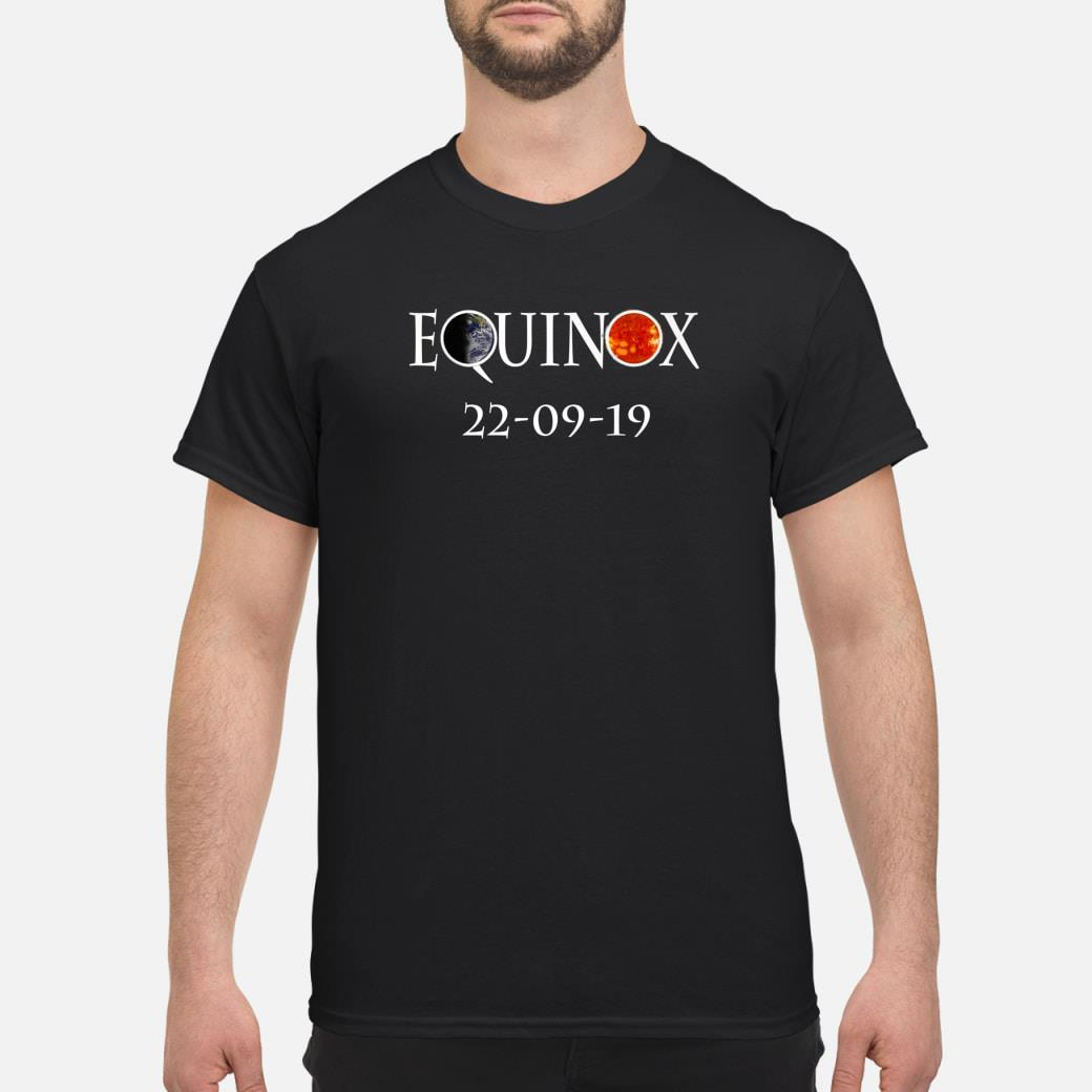 First Day of Fall 2019 Autumnal Equinox 220919 Shirt