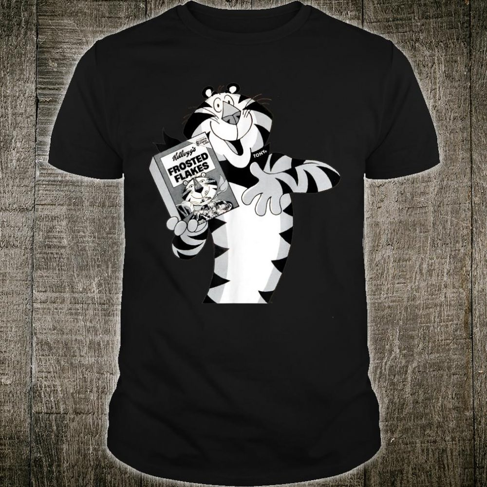 Frosted Flakes Retro Tony The Tiger Shirt
