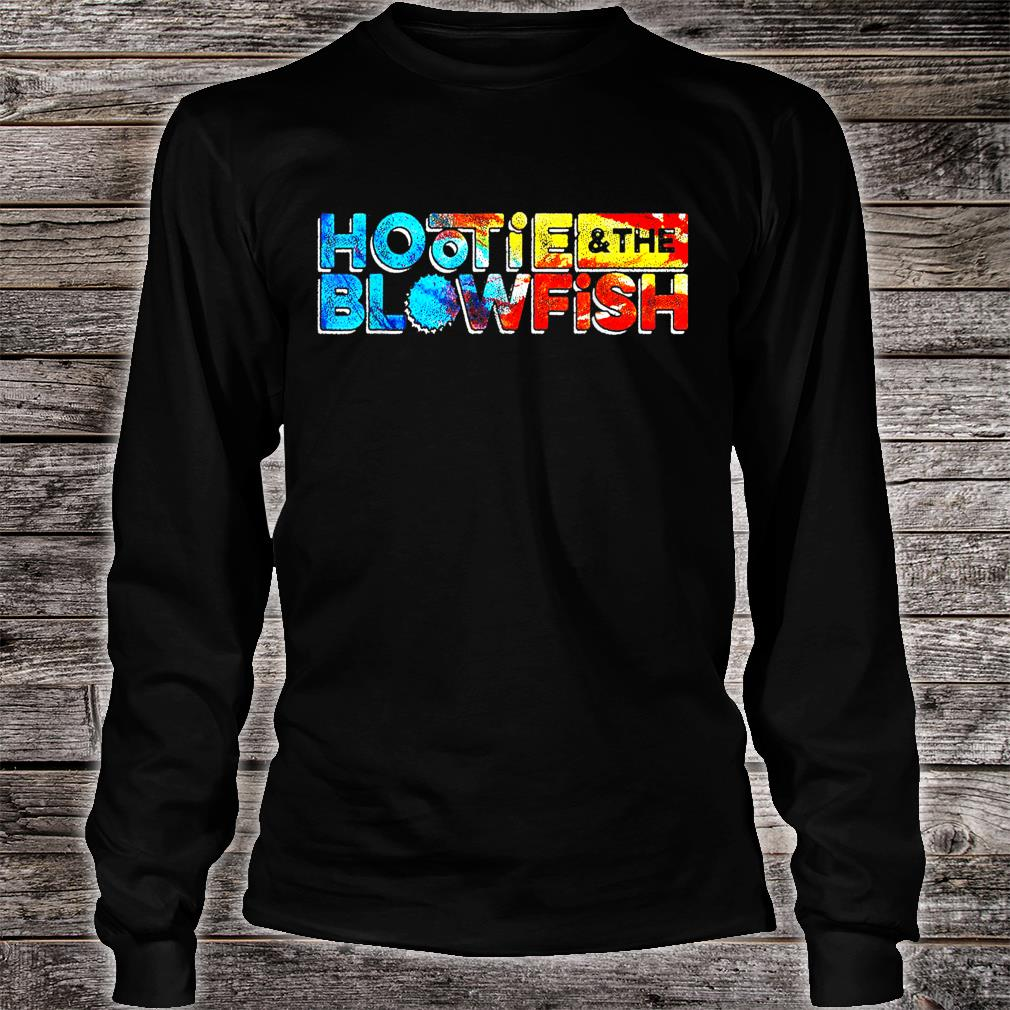 Hootie and the blowfish For Men Women Shirt long sleeved