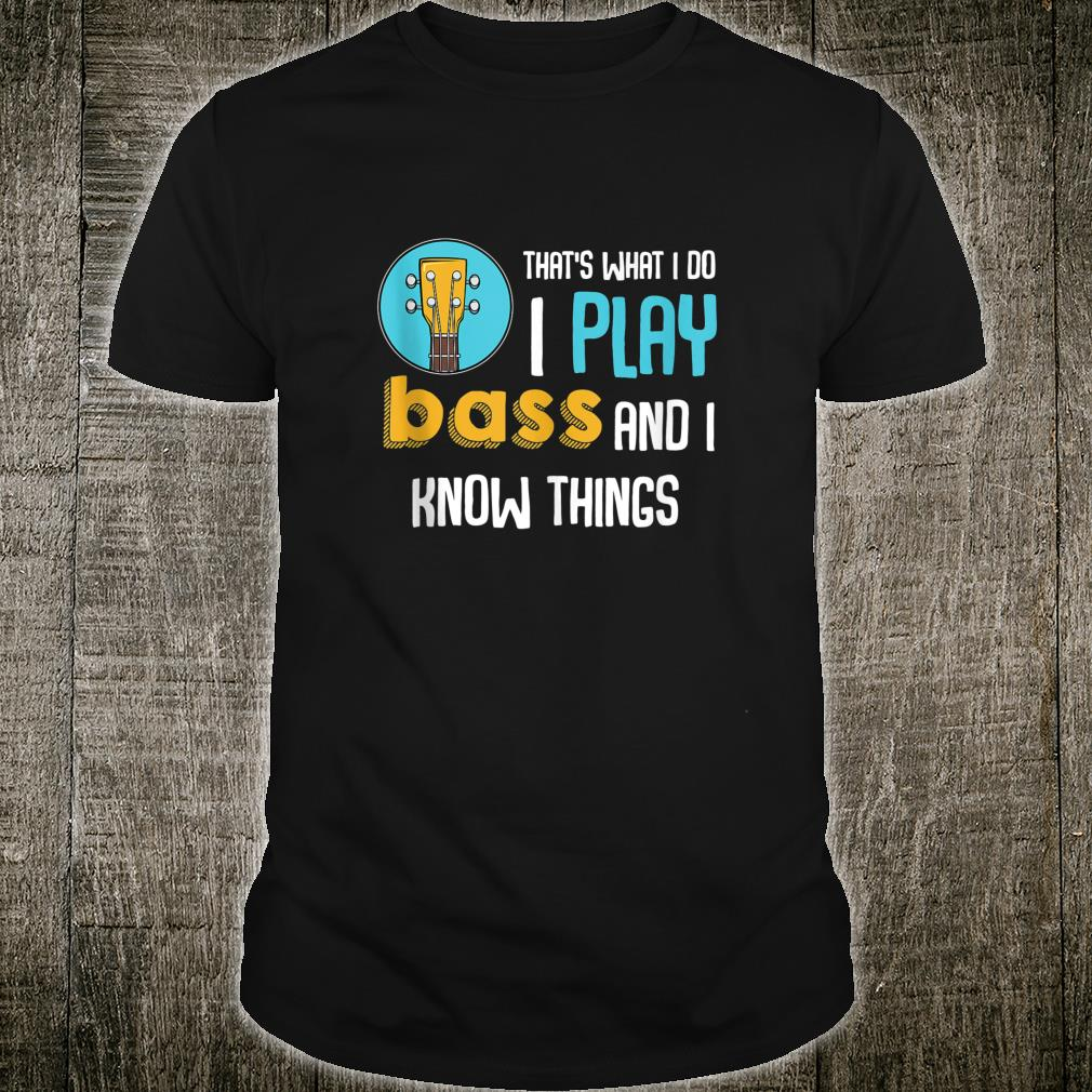 Official I Play Bass Guitar Funny Music Player Guitarist Love Quotes Tank Top Hoodie Tank Top And Sweater