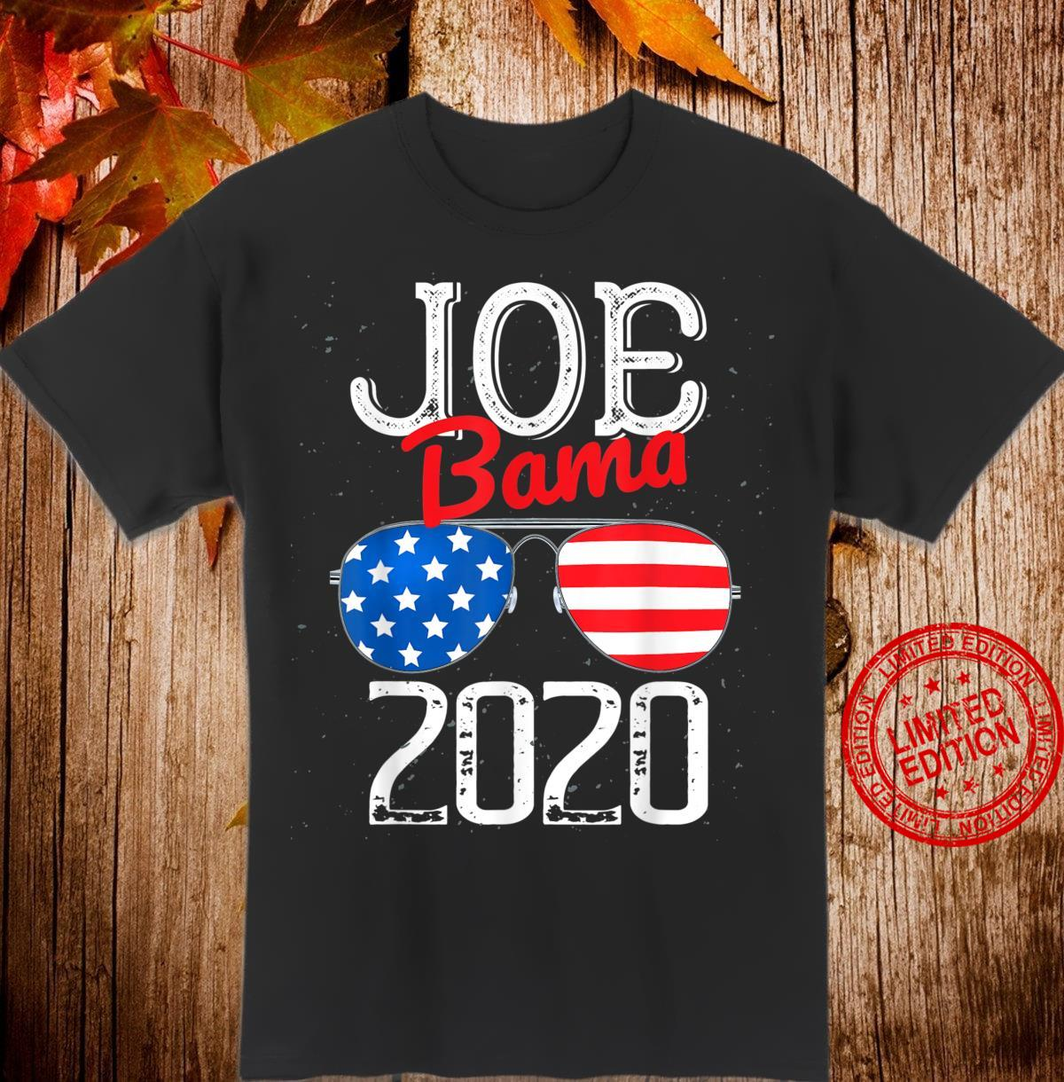 Obama Biden Joe Bama 2020 Mama President Harris Vote Retro Shirt