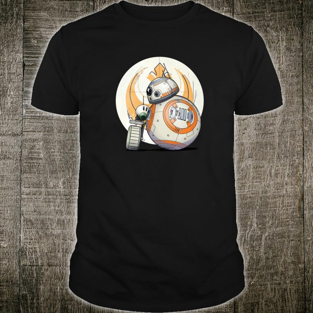 Star Wars The Rise of Skywalker BB8 DO Droid BFF Shirt