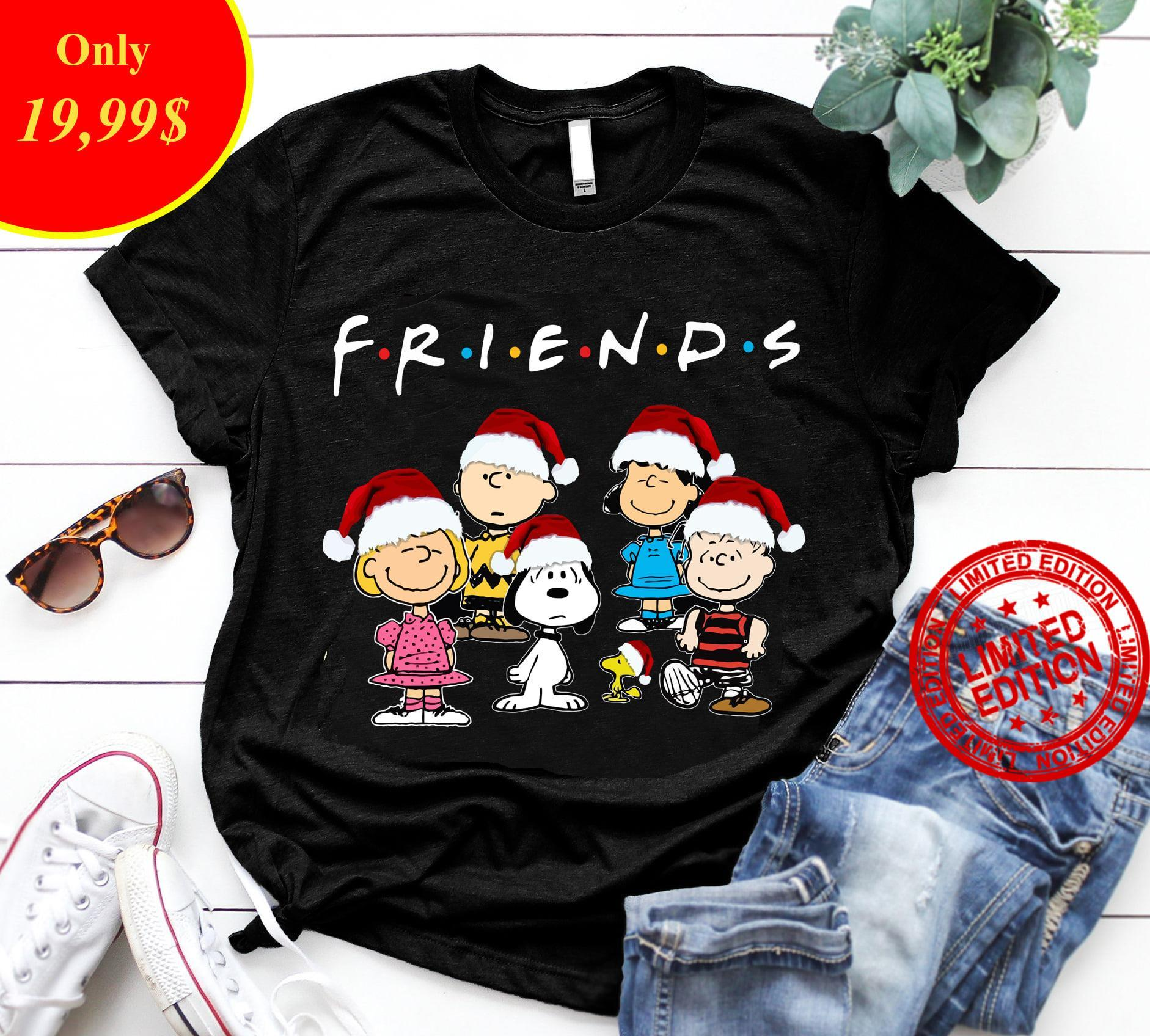 The Peanuts Friends Shirt