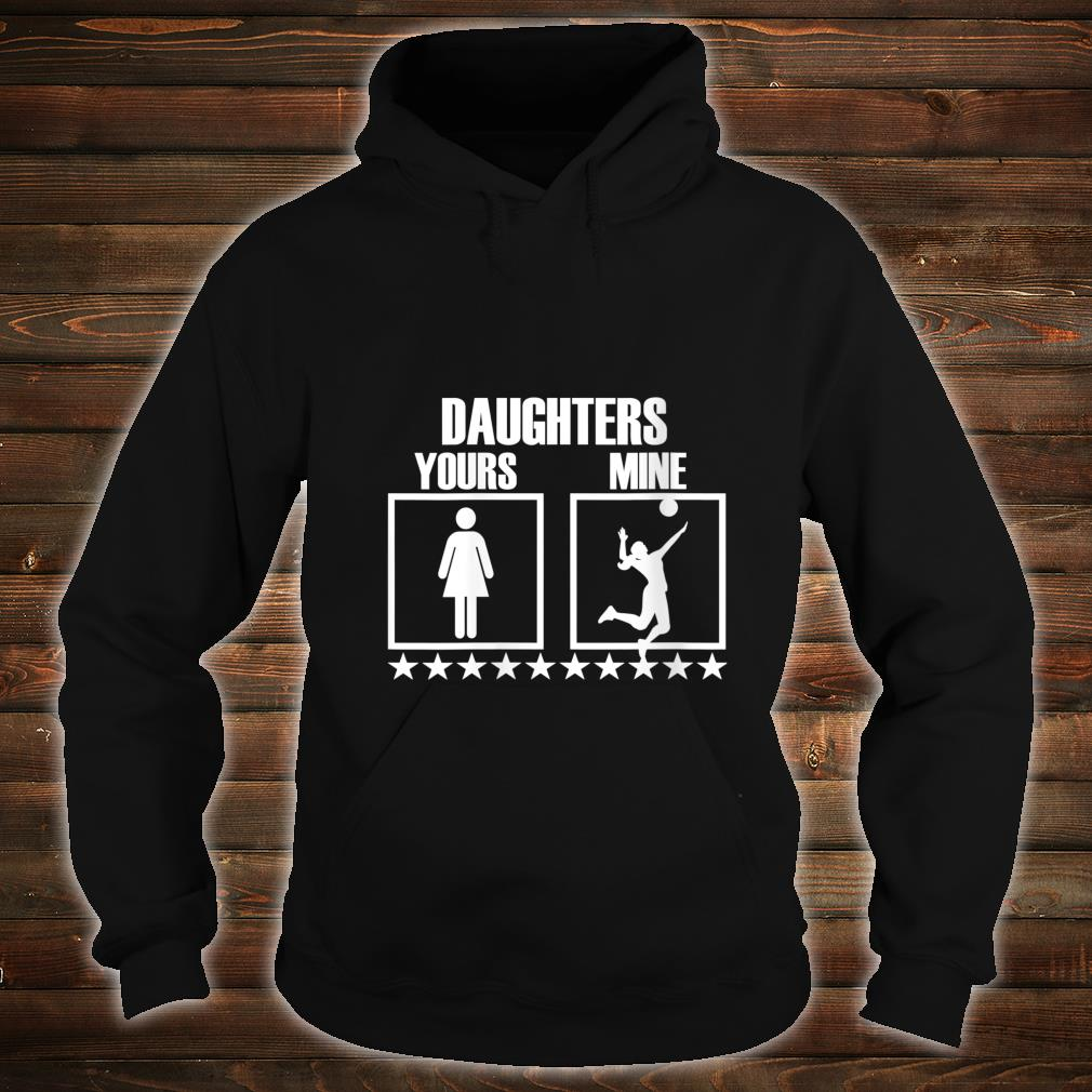 Volleyball Mom and Dad Gift for Volleyball Parents Shirt hoodie