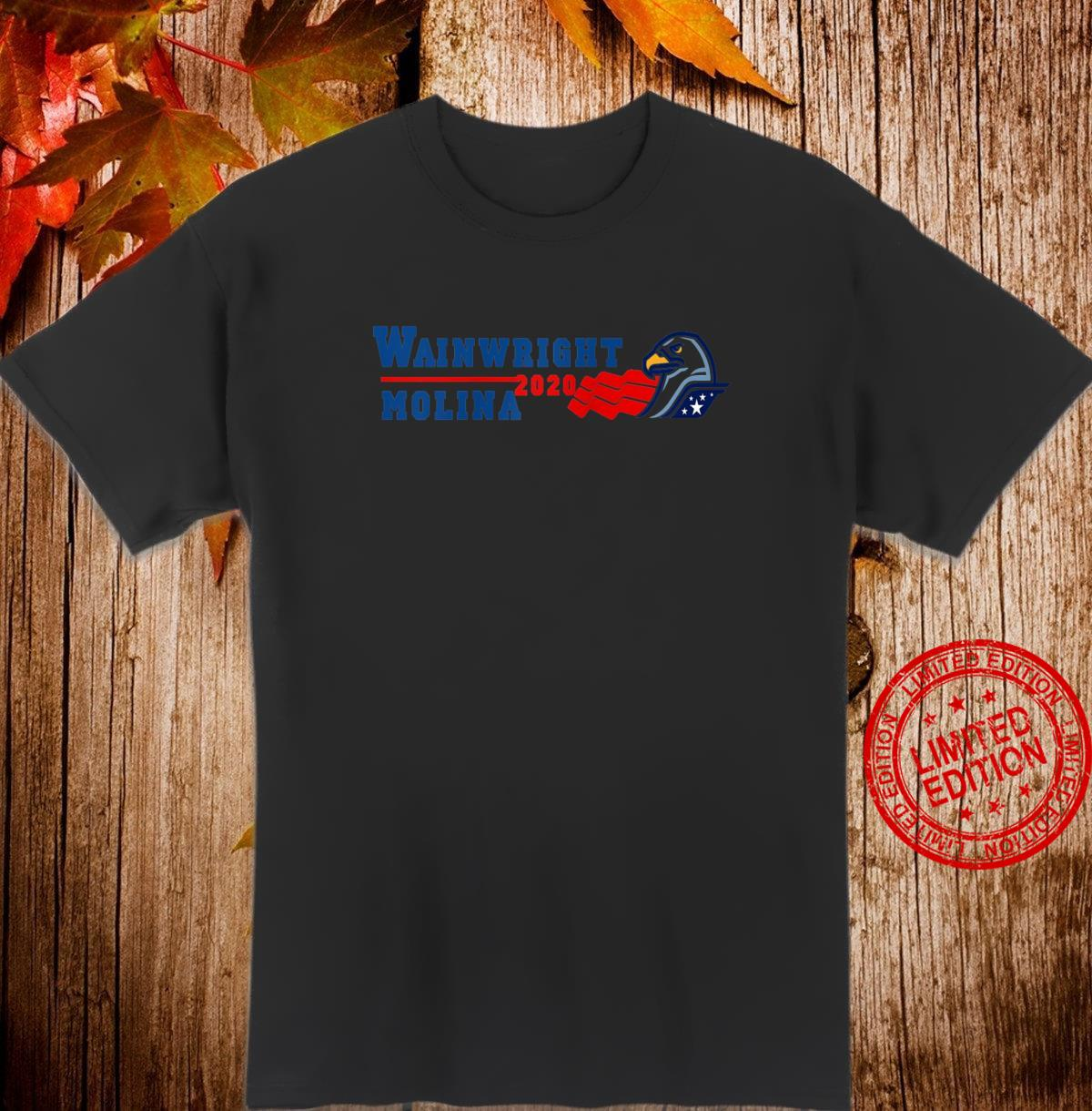 Wainwright Molina 2020 Shirt Wainwright Molina 2020 Shirt
