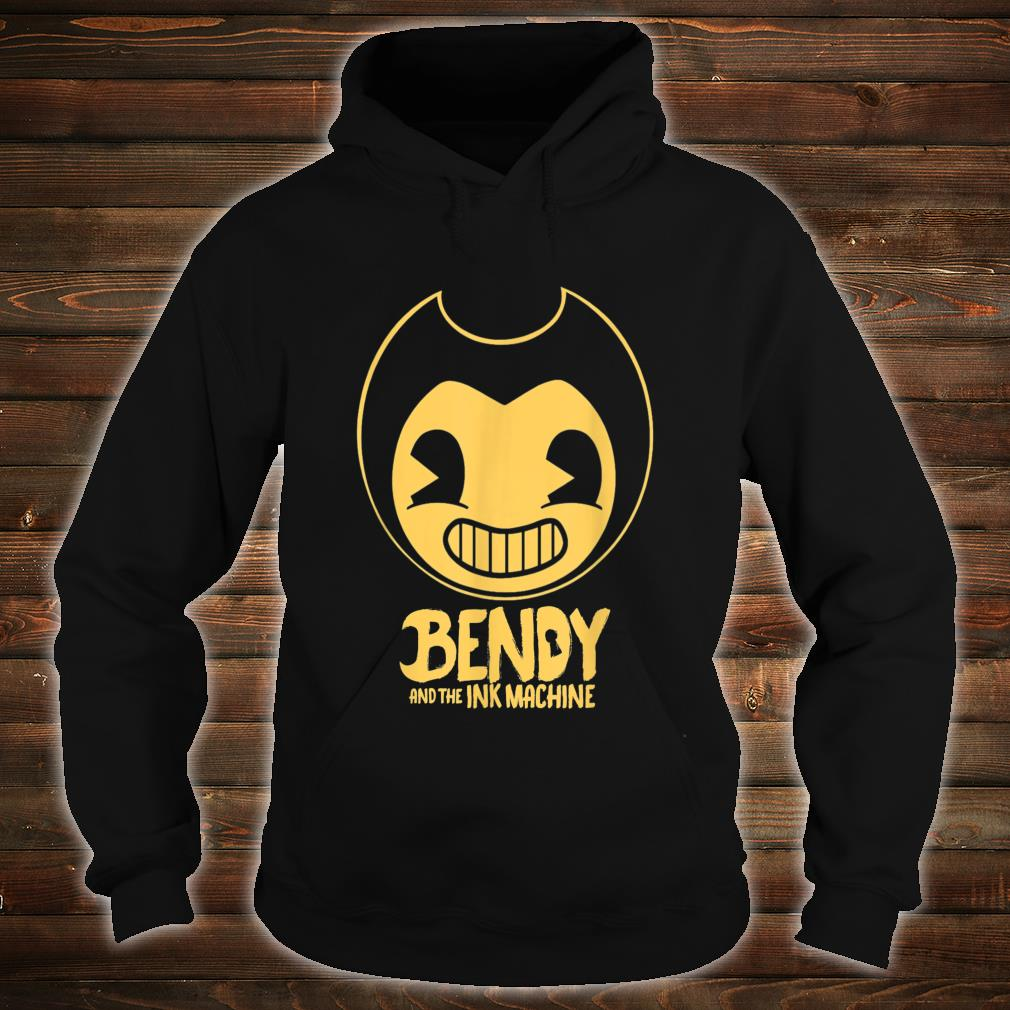 bendy and the ink machine shirts hoodie