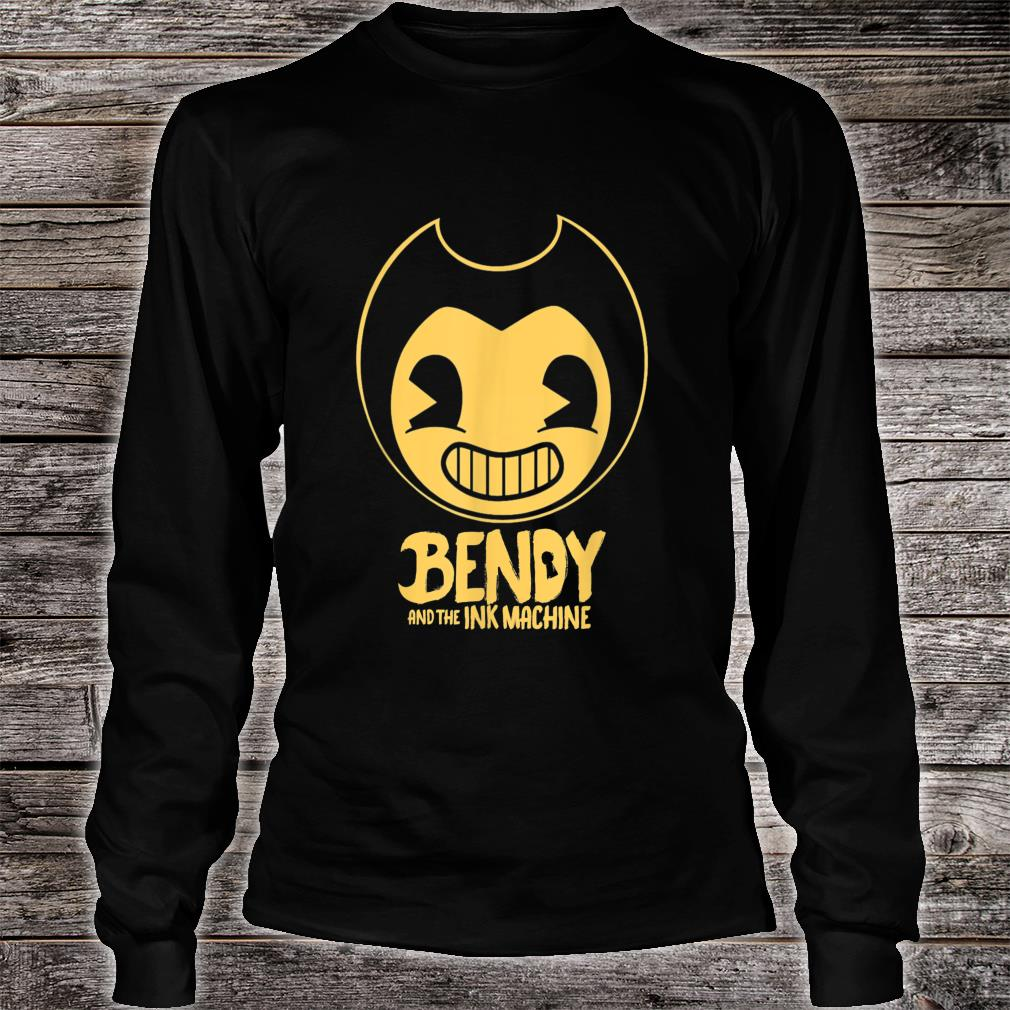 bendy and the ink machine shirts long sleeved