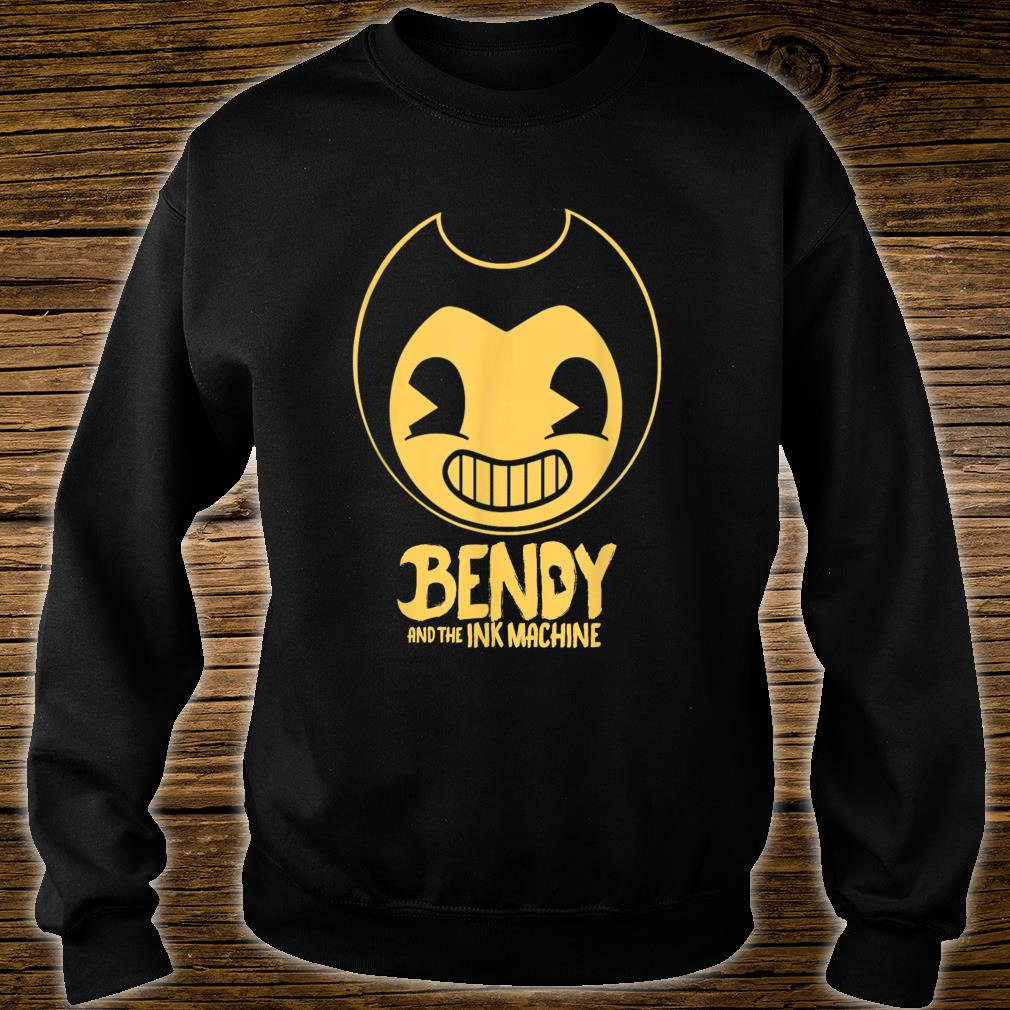 bendy and the ink machine shirts sweater