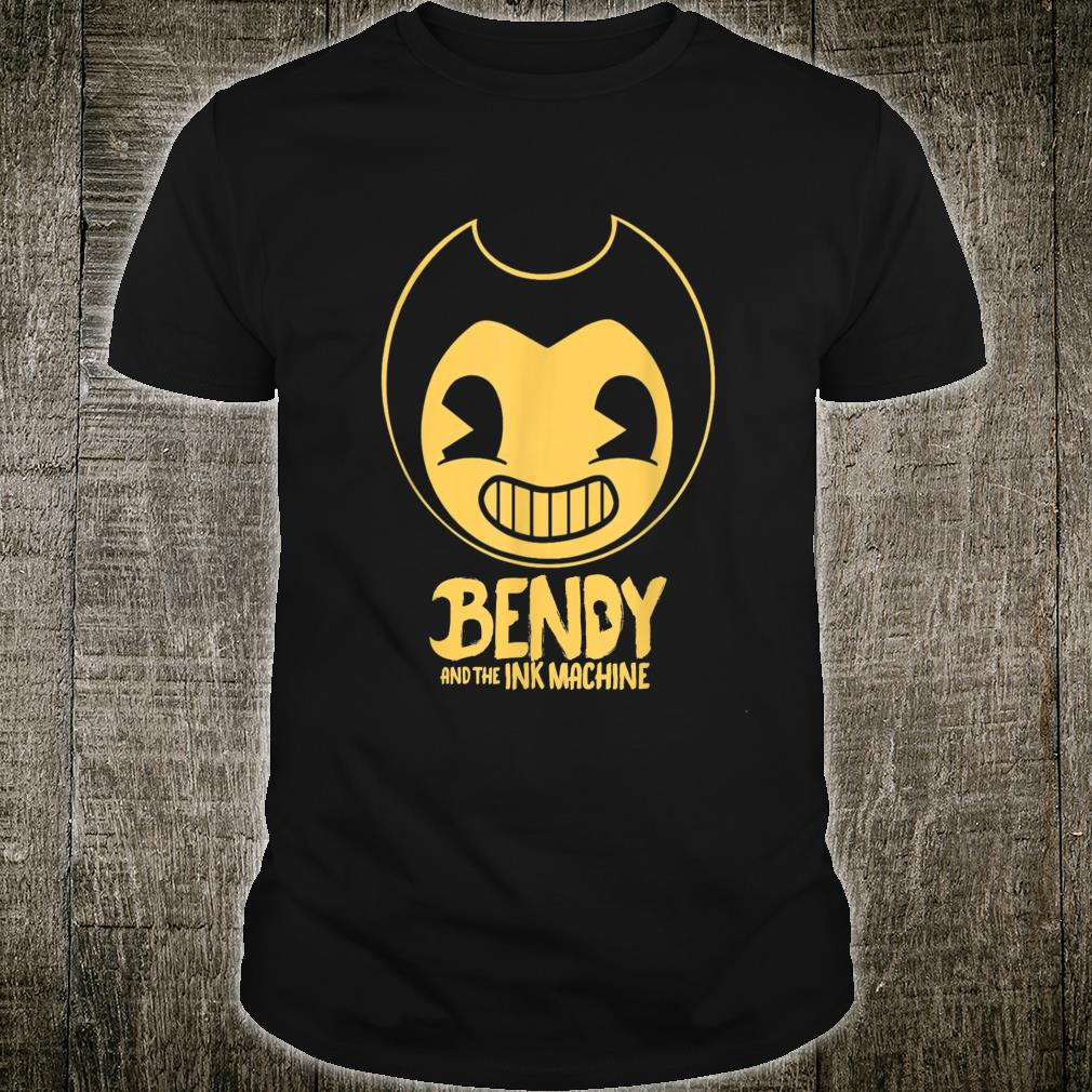 bendy and the ink machine shirts